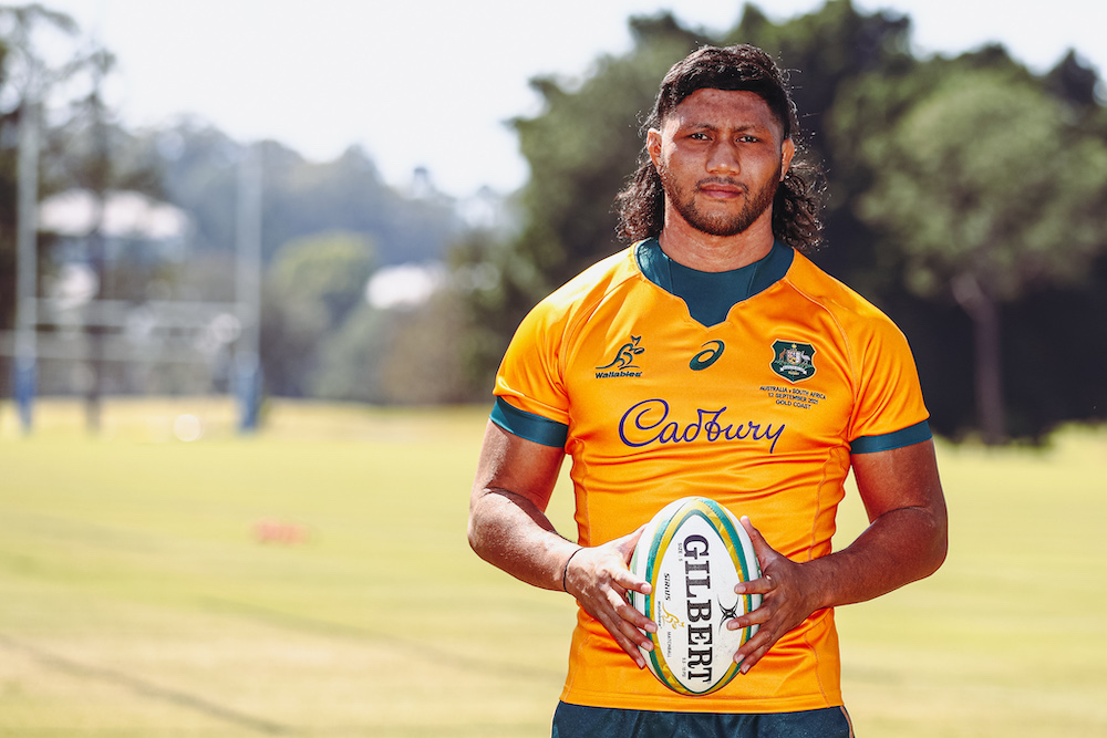Leota spoke to Alan Luta about his journey from club rugby to Wallabies' honours.