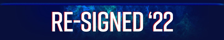 NSW Re-Signings