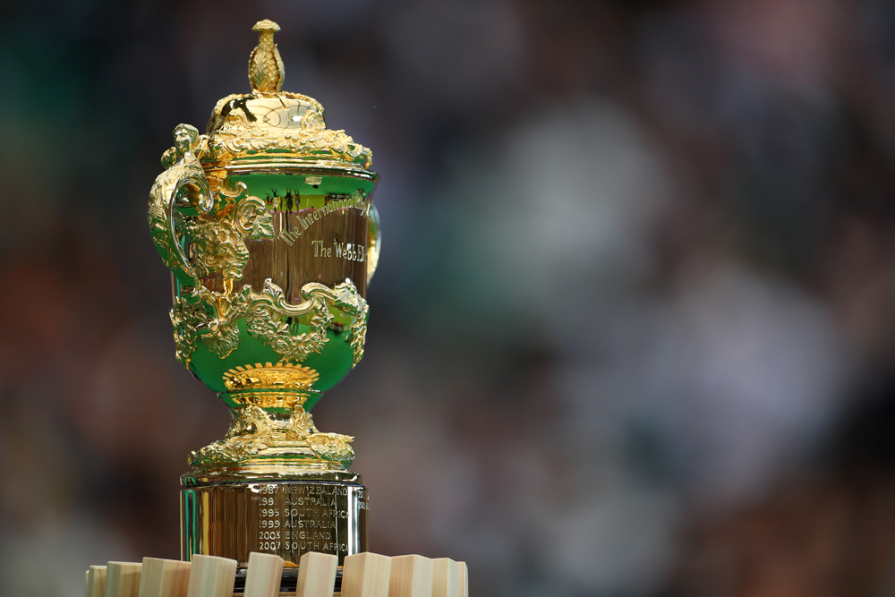The 2027 and 2031 Rugby World Cups will be awarded simultaneously. Photo: Getty Images