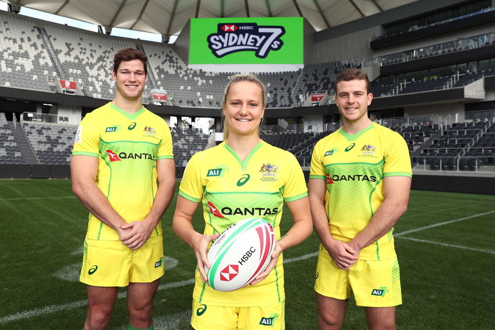 The Sydney 7s will be held at Bankwest Stadium in 2020. Photo: Getty Images