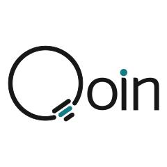 Qoin Logo reds