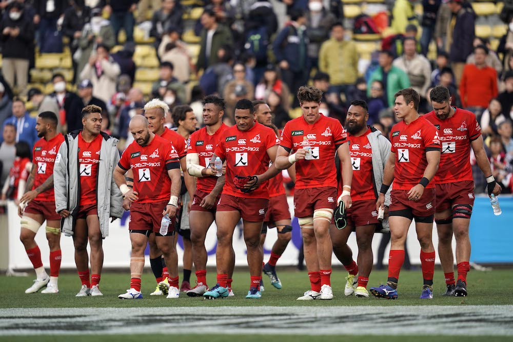 The Sunwolves are set to exit Super Rugby, according to reports. Photo: Getty Images