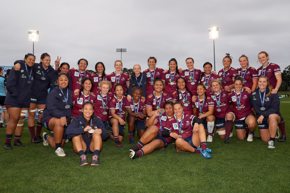 Queensland Reds have confirmed their Super W Academy. Photo: Getty Images