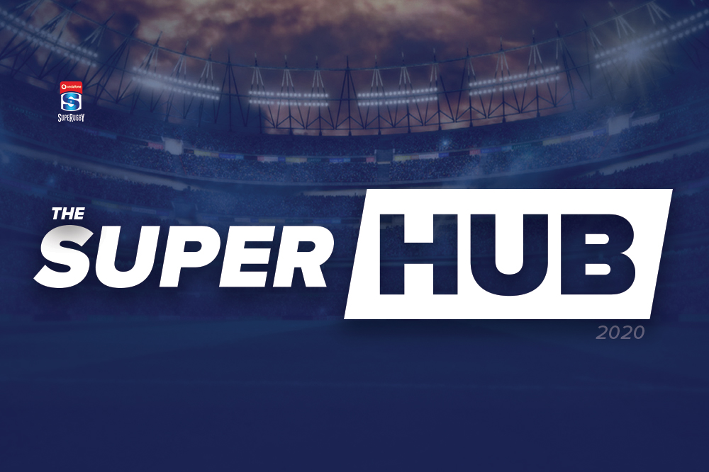 The Super Hub. Photo: RUGBY.com.au
