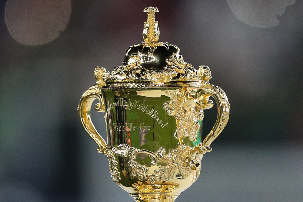 The Rugby World Cup pools will be drawn in Paris. Photo: Getty Images