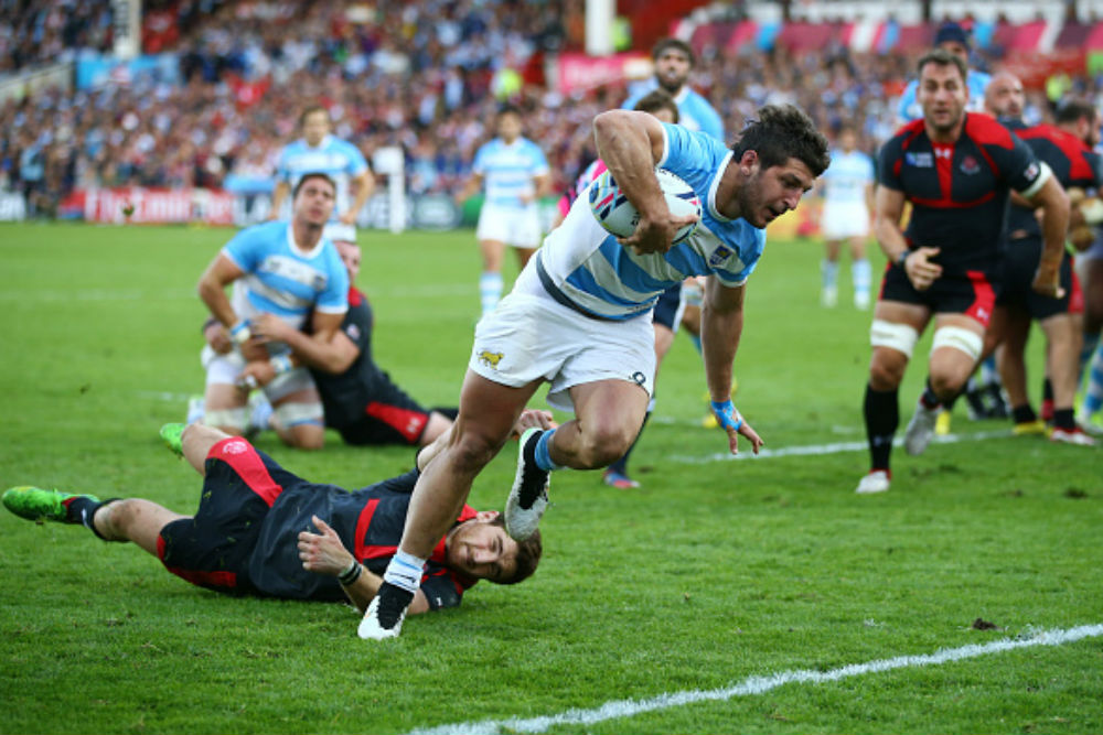Brumbies sign Los Pumas scrumhalf Tomas Cubelli ahead of the 2016: Getty images