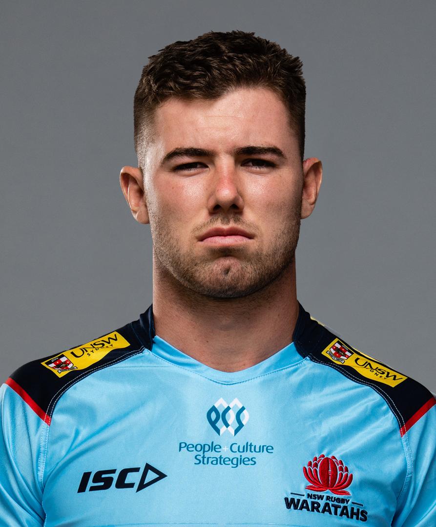 Max Douglas Player Profile Waratahs