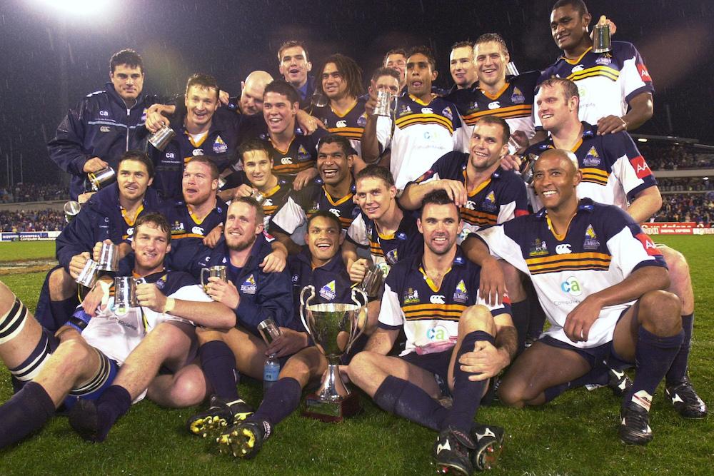 Brumbies win in 2001
