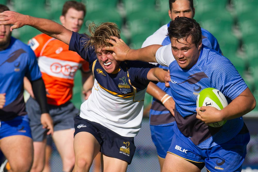 The Western Force are hoping to finish the U20s with a win. Photo: Supplied.
