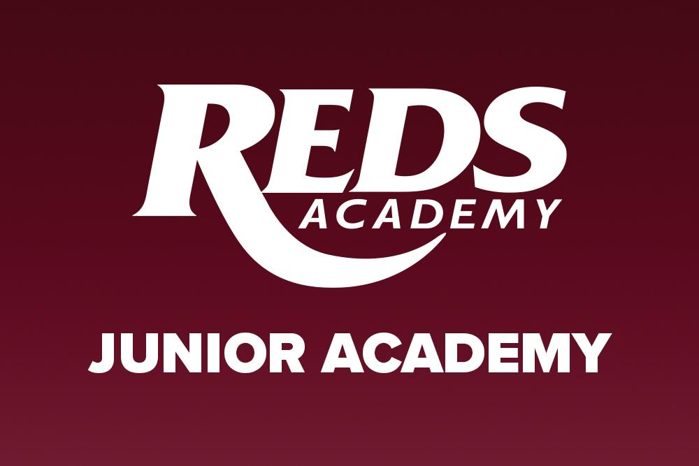 Reds junior Academy
