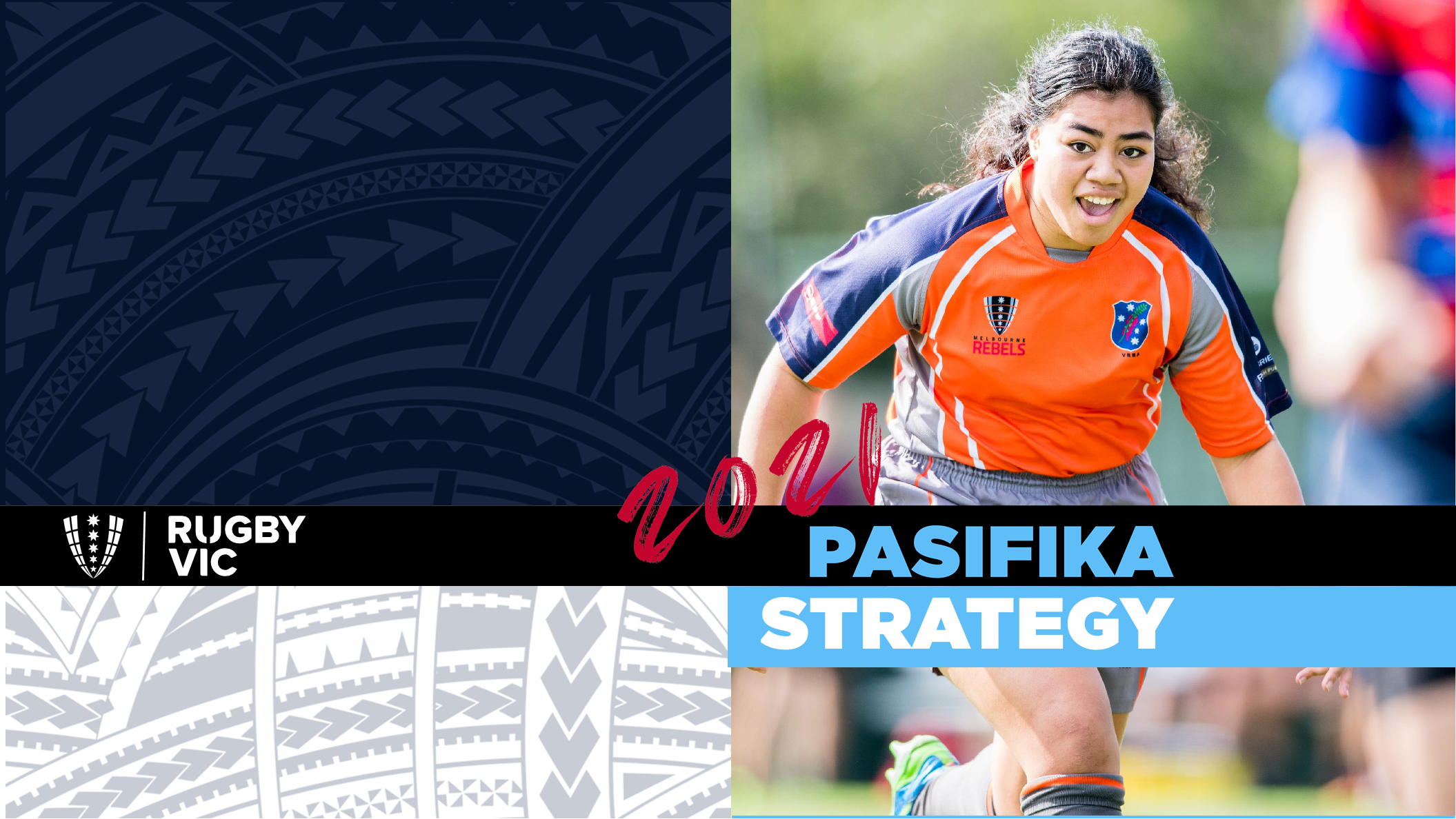 Rugby Vic Pasifika Strategy