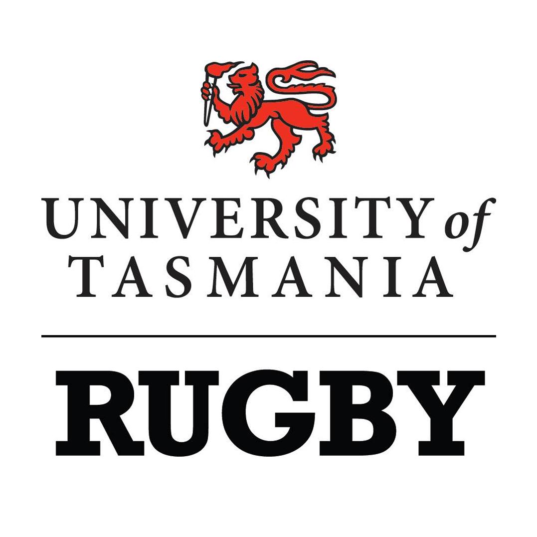 Uni of Tasmania Rugby Crest