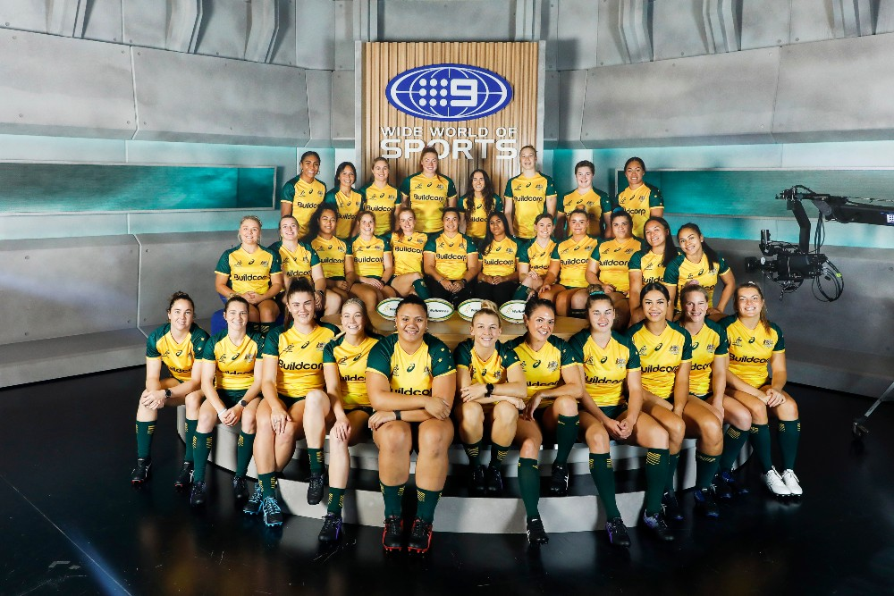 Jay Tregonning will takeover as coach of the Wallaroos as they build for next year's World Cup
