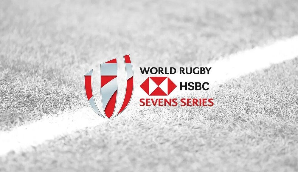 HSBC World Rugby Sevens Series 2022 logo