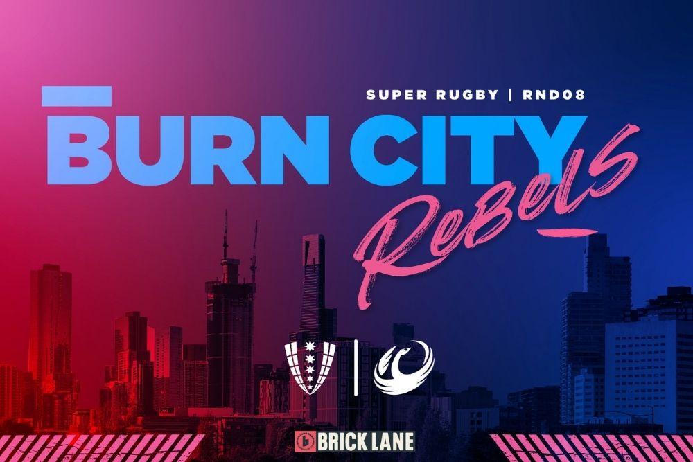 Burn City Rebels Round 8