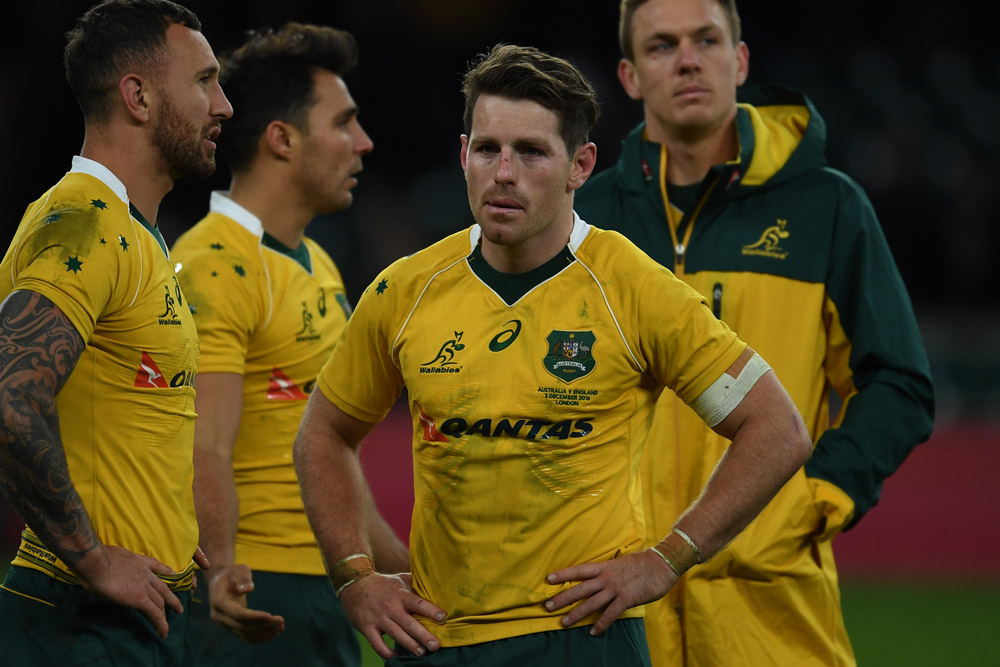 """Bernard Foley is confident the Wallabies have what it takes. Photo: Getty Images"""