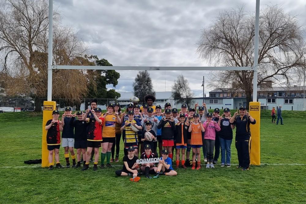 Tasmania Rugby throw their support behind the RWC2027 bid.