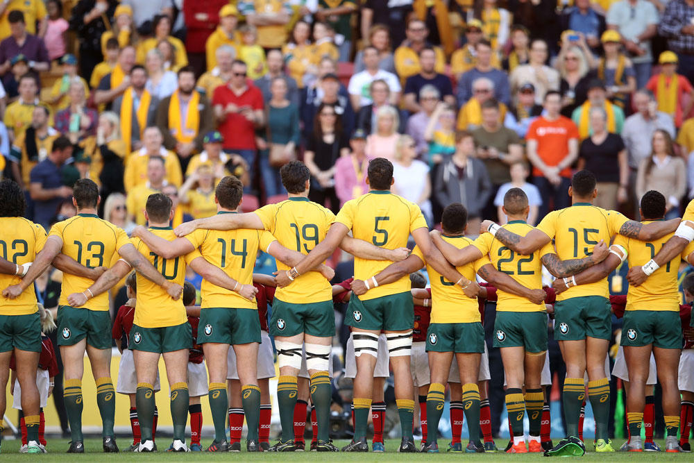 The Wallabies need to work hard to return to their glory days. Photo: Getty Images