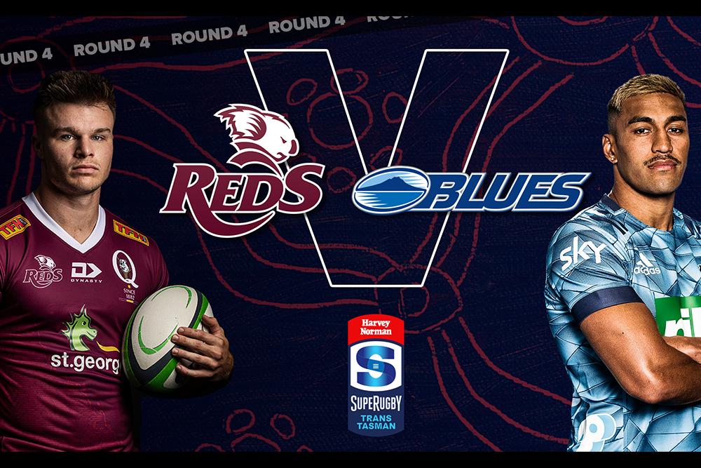 Round 4 Blues Reds