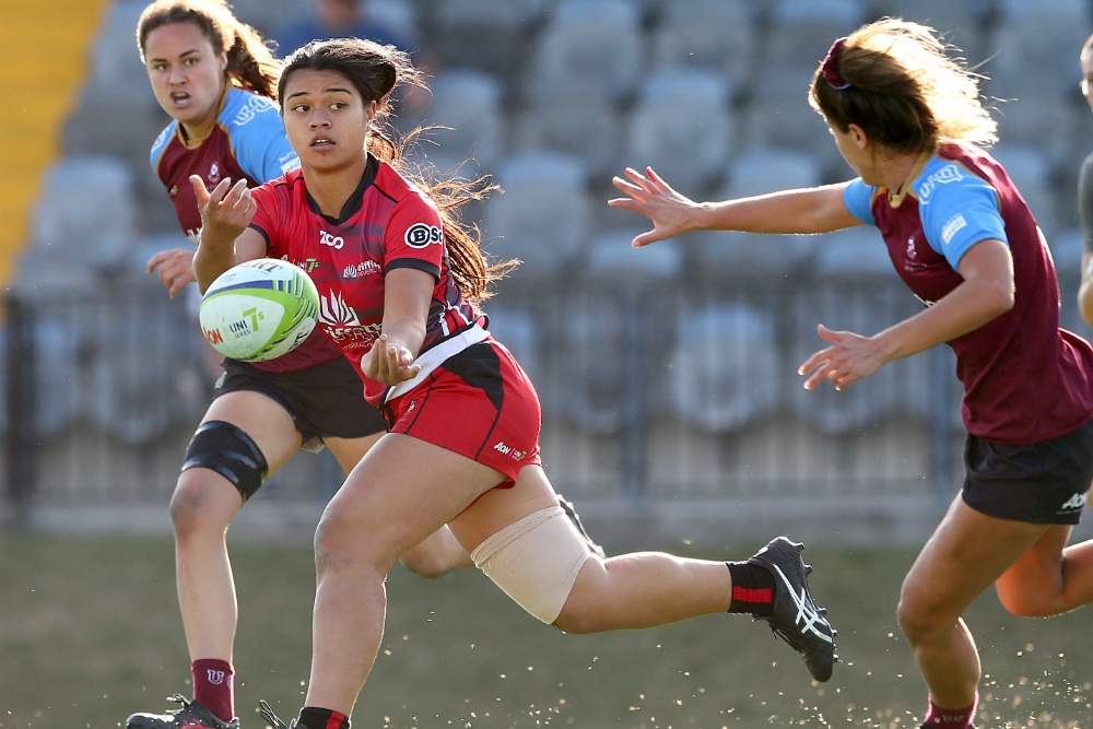 Alysia Lefau-Fakaosilea will line up for Griffith on Saturday. Photo: Getty Images