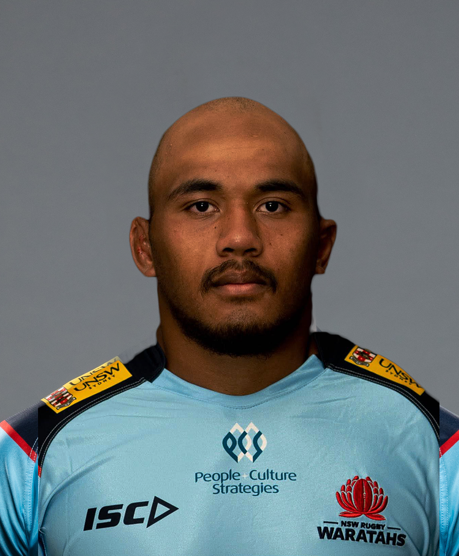 Tiaan Tauakipulu Player Profile Waratahs