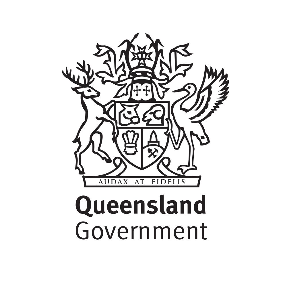 QLD Gov Logo Reds
