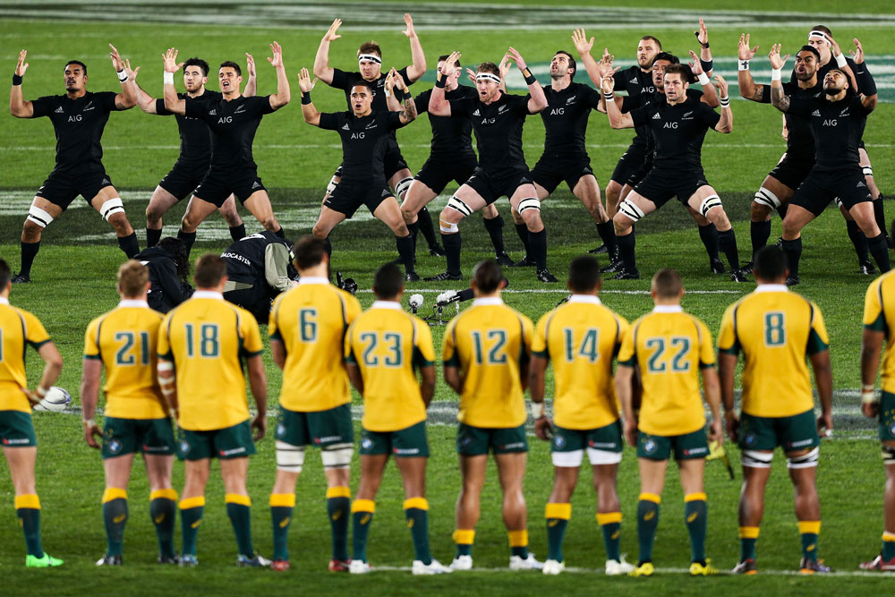 The All Blacks have an intimidating record. Photo: Getty Images