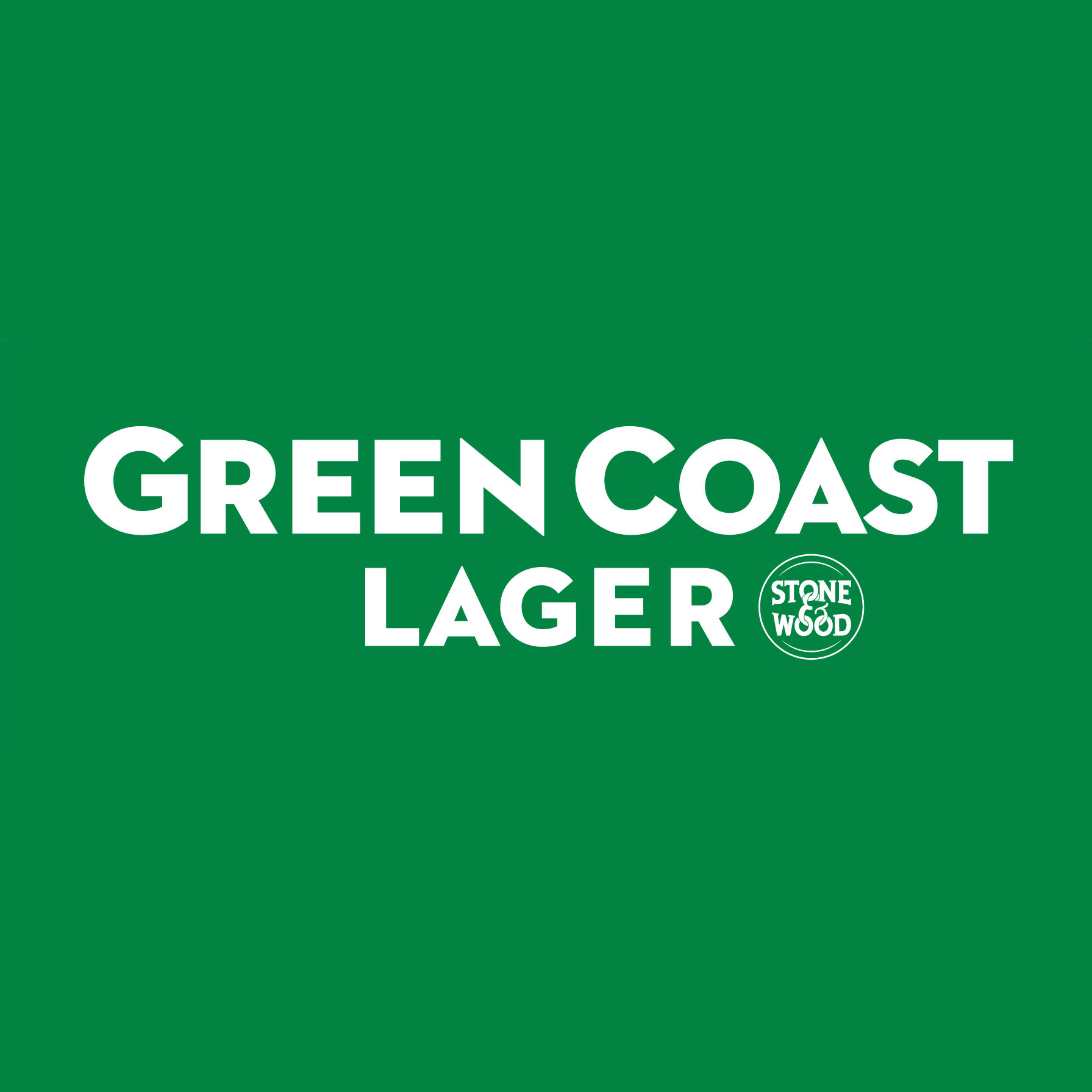 Green Coast Lager Logo