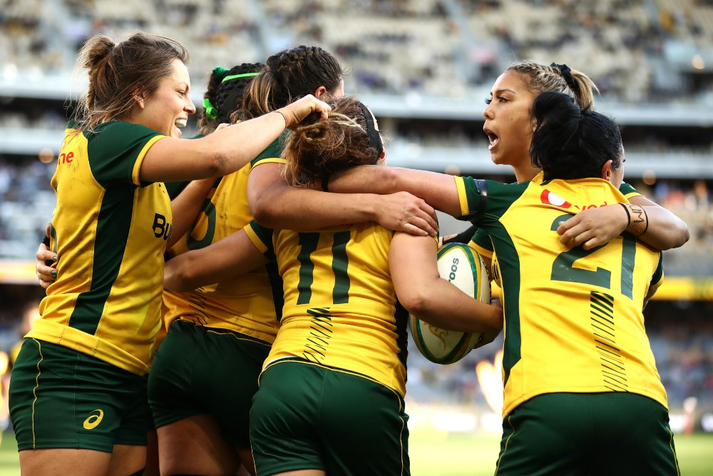 The Wallaroos have announced their new head coach. Photo: Getty Images