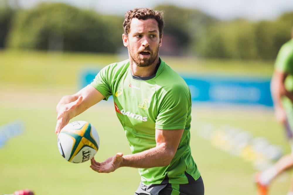 Luke Morahan is back in the Test frame for the first time since 2012. Photo: ARU Media/Brian Hook