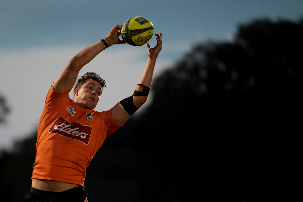 Will harris is already standing up above the rest of the NRC competition. Photo: Getty Images