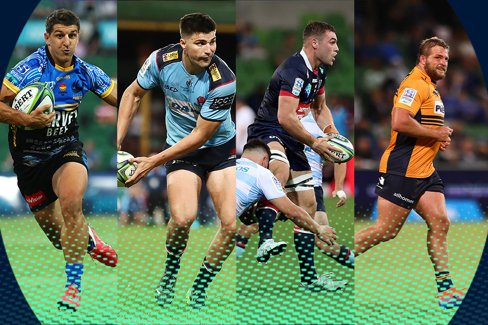 All the team news for Round Nine of Harvey Norman Super Rugby AU