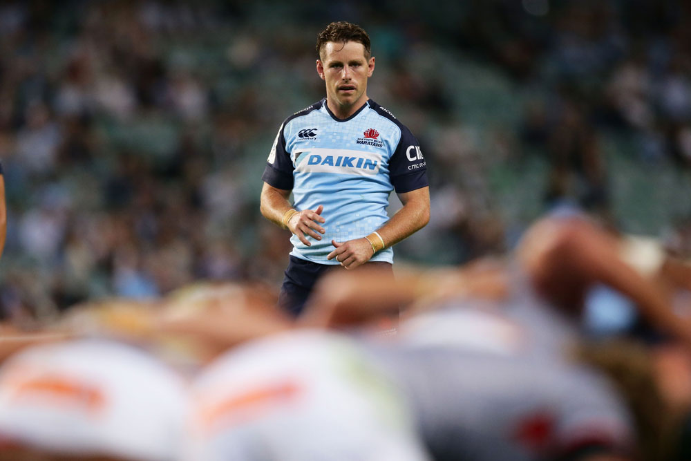The Waratahs lead the Kings at half-time. Photo: Getty Images