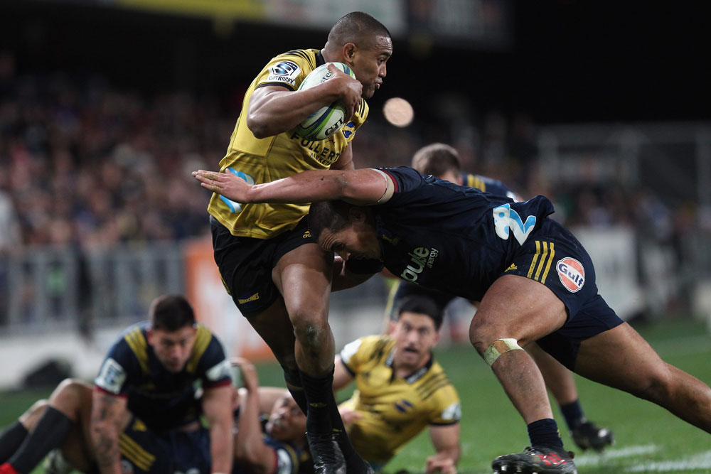 Julian Savea is going to Toulon. Photo: Getty Images