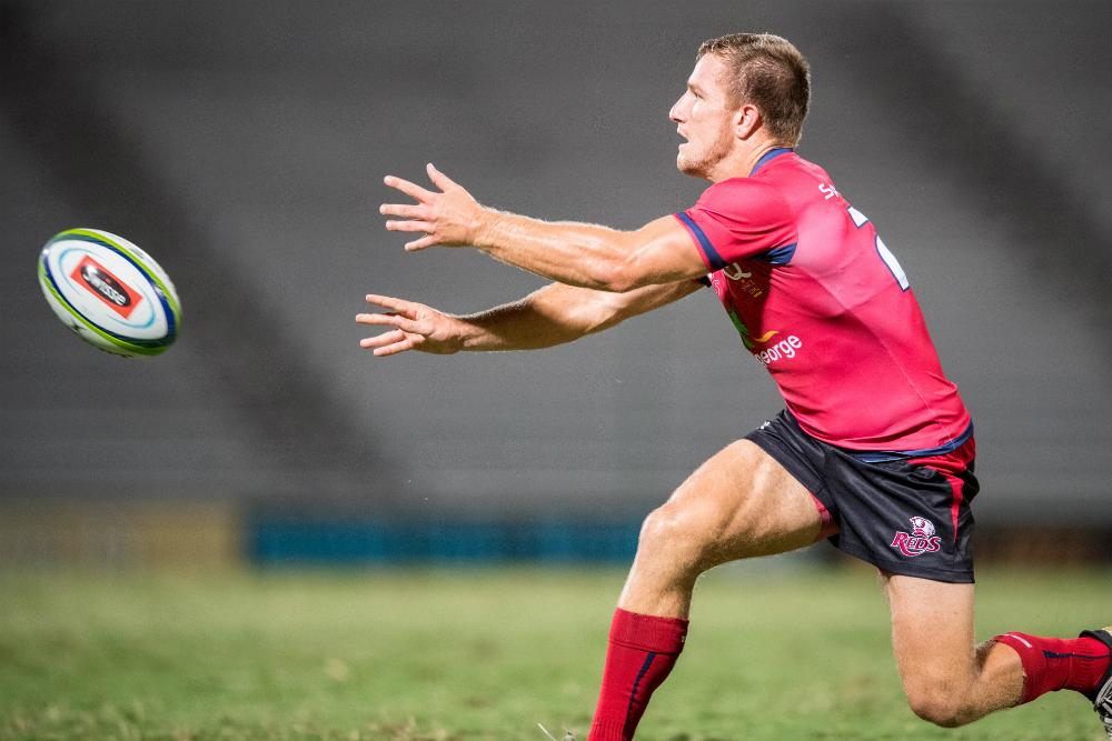 James Tuttle is set for a starting berth against the Jaguares. Photo: RUGBY.com.au/Stuart Walmsley
