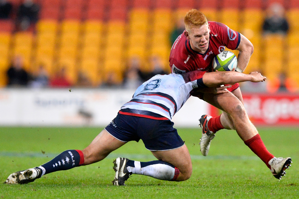 Campbell Magnay will make his return to rugby tomorrow. Photo: Getty Images