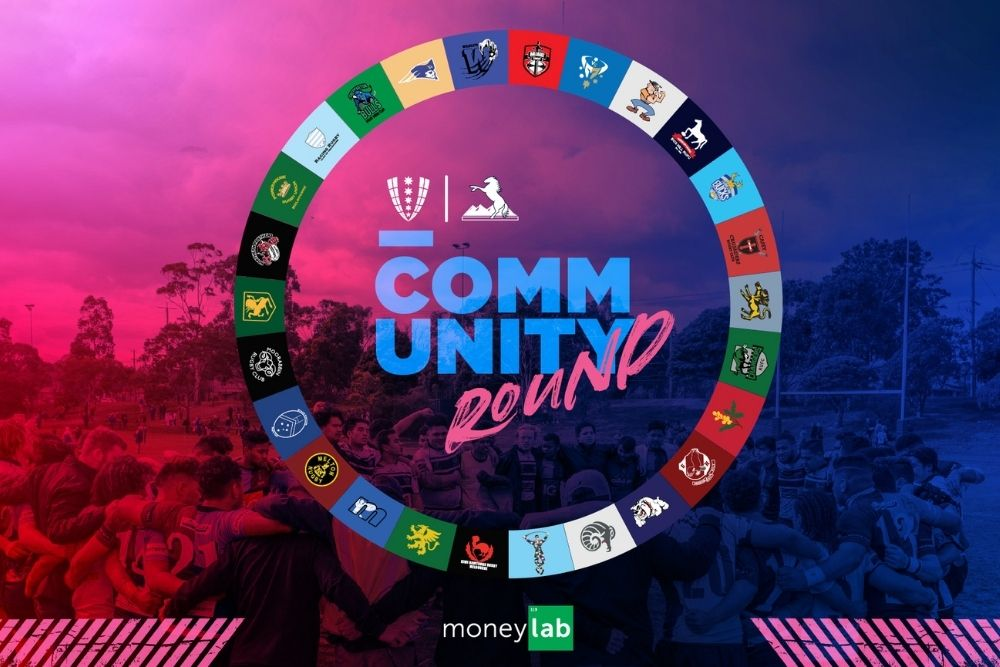 Community Round Logo