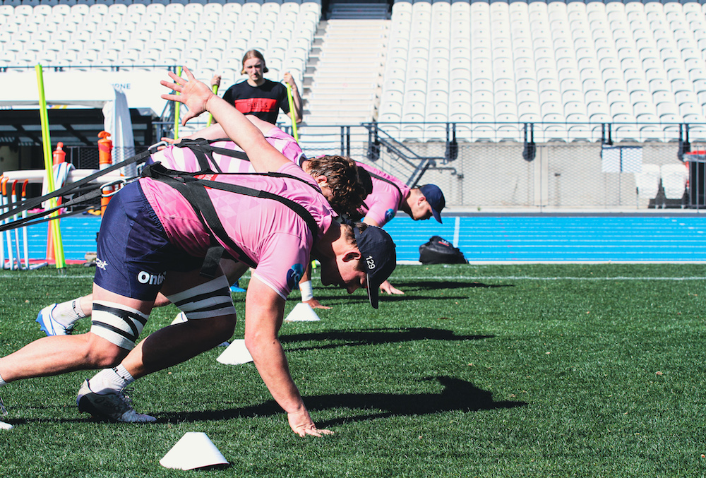The Rebels have hit the ground running in week one of pre-season.