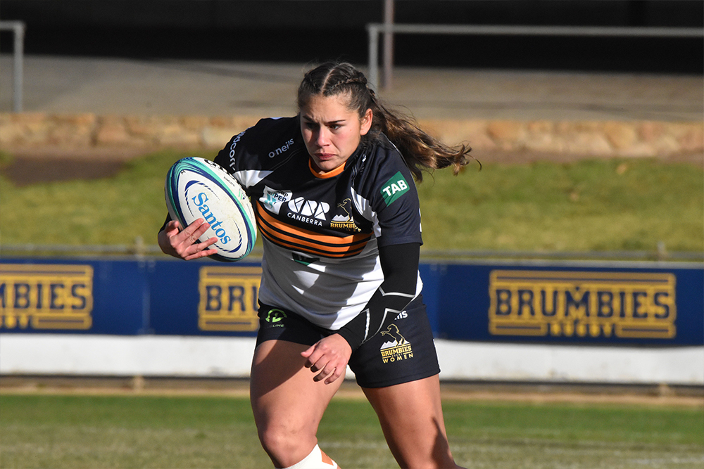 The Brumbies host the Rebels at Seiffert Oval. Photo: Getty Images