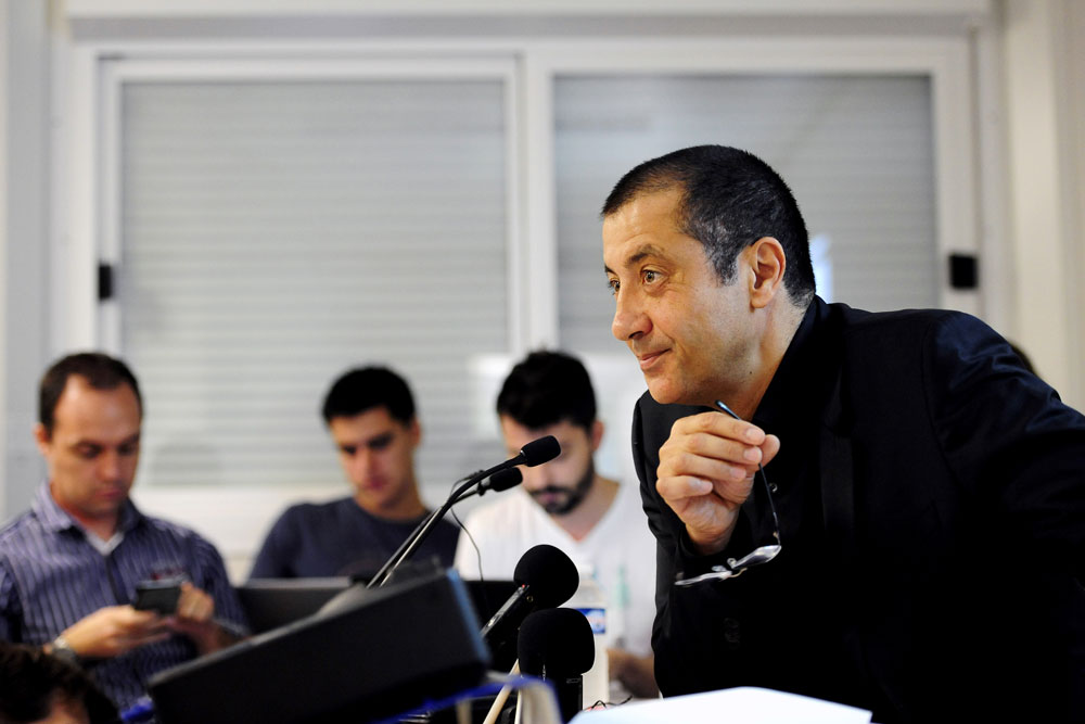 Mourad Boudjellal is one of the more colourful owners in the Top 14. Photo: AFP