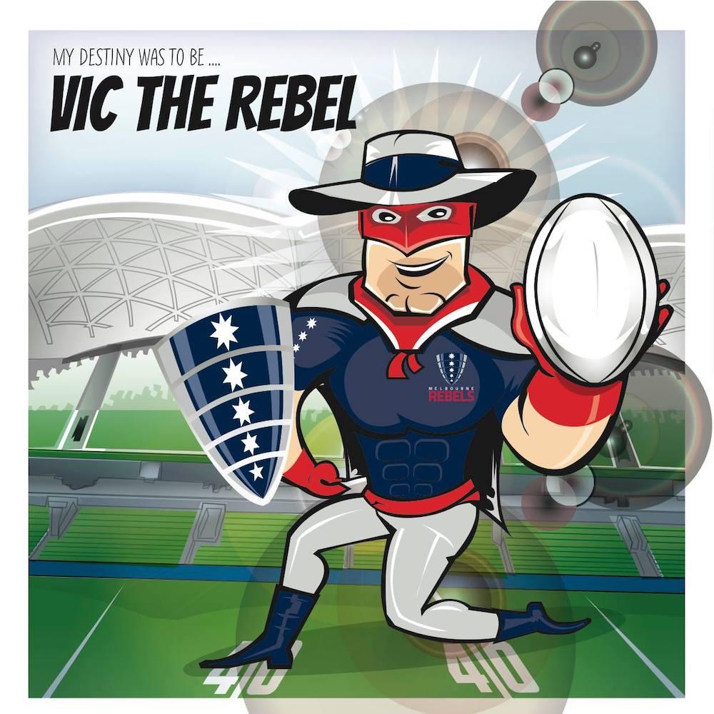 Vic the Rebel