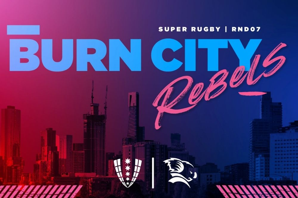 Burn City Rebels Round 7