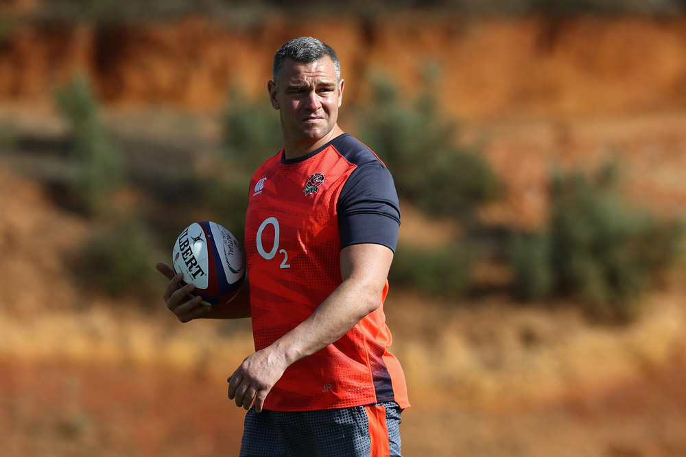 Jason Ryles has joined England's coaching team. Photo: Getty Images
