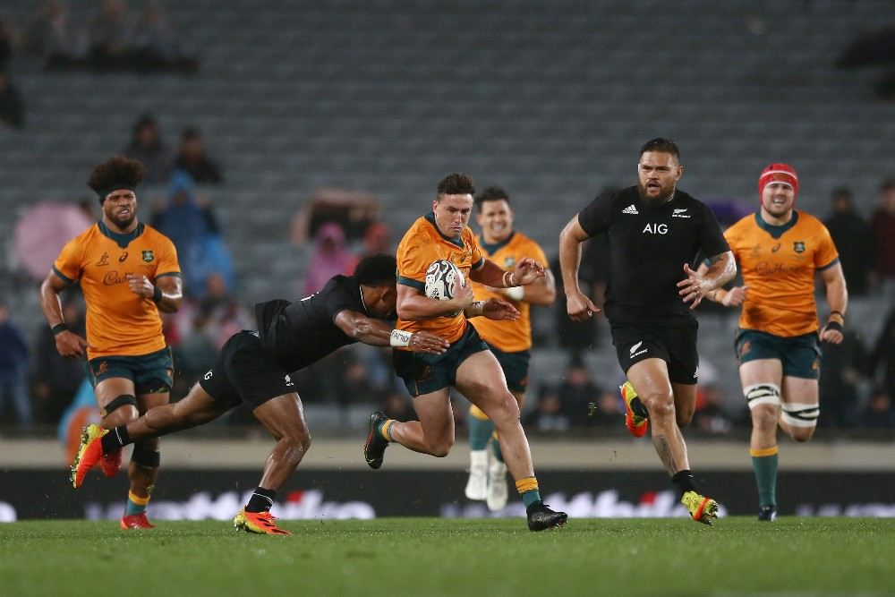 SANZAAR have confirmed the schedule for the Rugby Championship. Photo: Getty Images