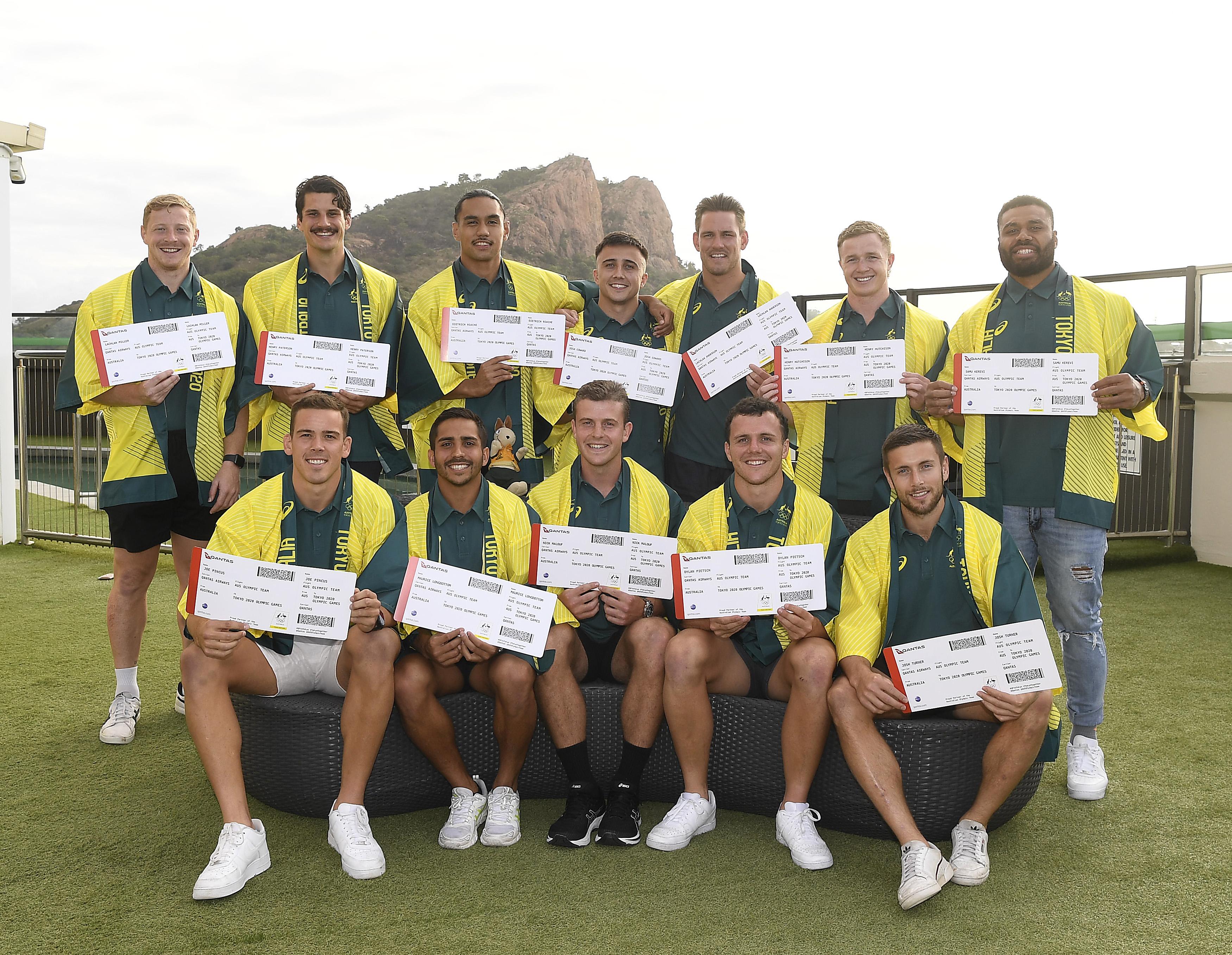 Aussie 7s Men
