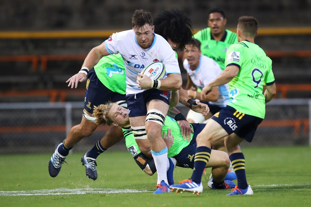 Jed Holloway returns to the NSW Waratahs. Photo: Getty Images