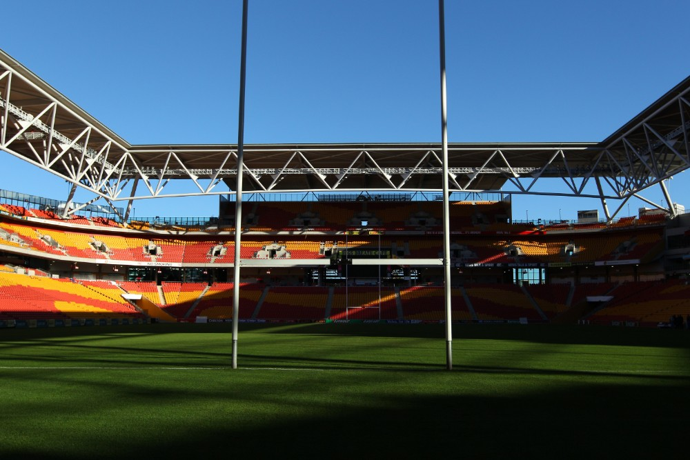 Fans will be locked out of Super Rugby and Super W matches in Australia from next week. Photo: Getty Images