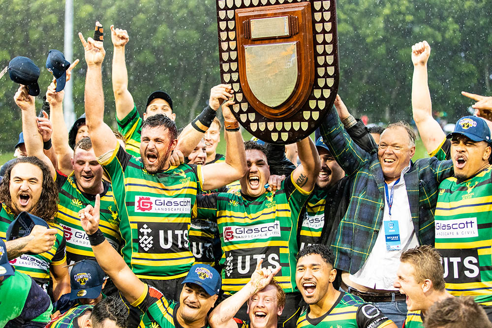 Who will take home the Charter Hall Shute Shield in 2022? Photo: James O'Donohue
