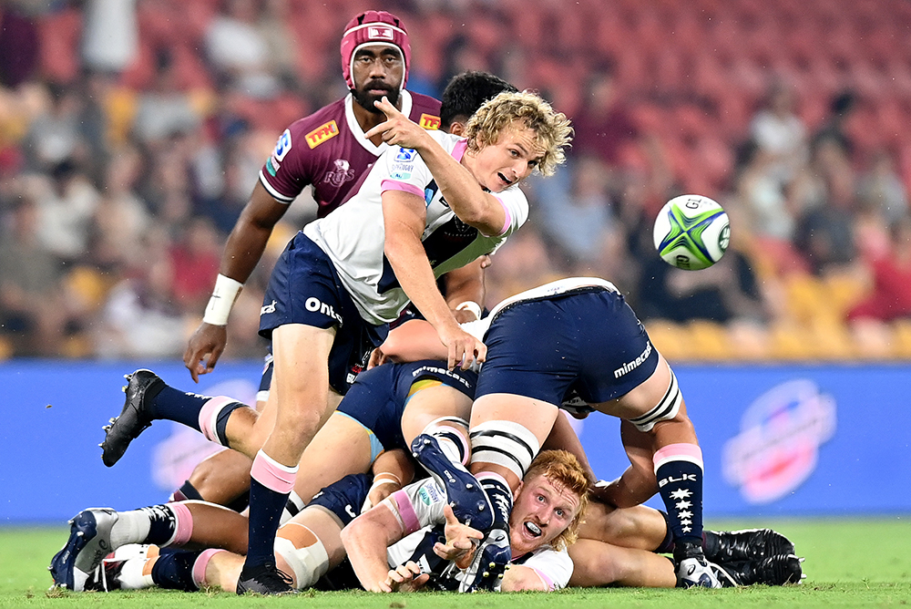 Melbourne's Joe Powell can expect plenty of attention when he comes up against the Brumbies | Getty Images