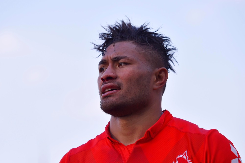 Amanaki Mafi has pleaded guilty to assaulting former teammate Lopeti Timani. Photo: Getty Images